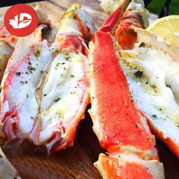 Chân Cau King Crab