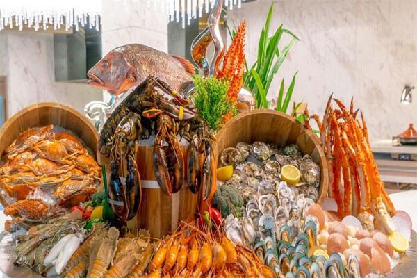 Những món ăn hải sản đãi tiệc tất niên