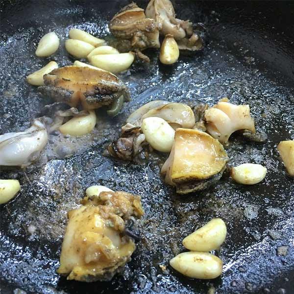 Các món ngon từ bào ngư